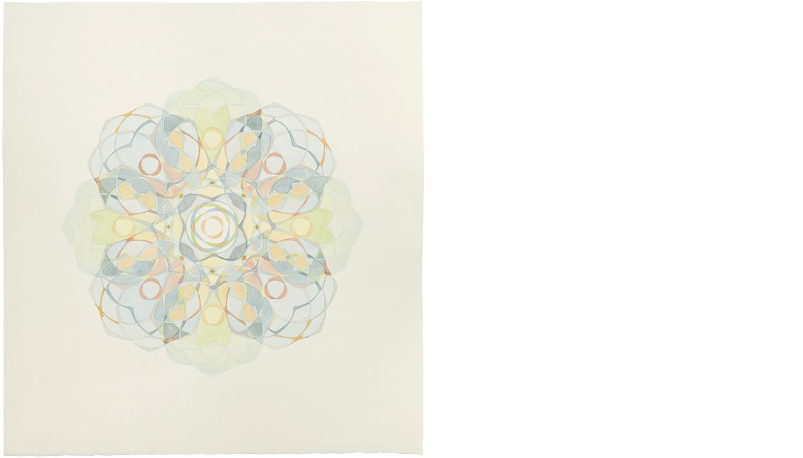Kaleidoscopic Spirograph Still 5