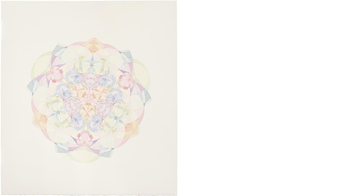 Kaleidoscopic Spirograph Still 18