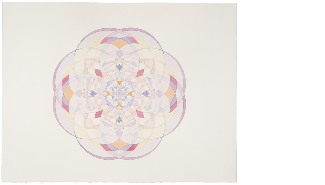 Kaleidoscopic Spirograph Still 19