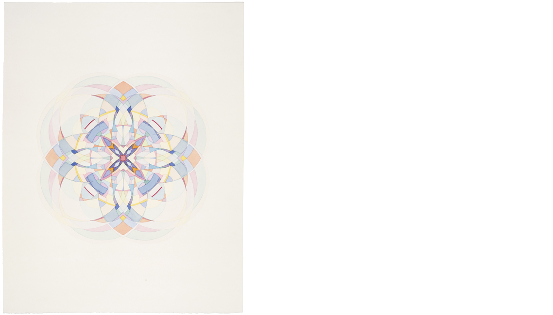 Kaleidoscopic Spirograph Still 20