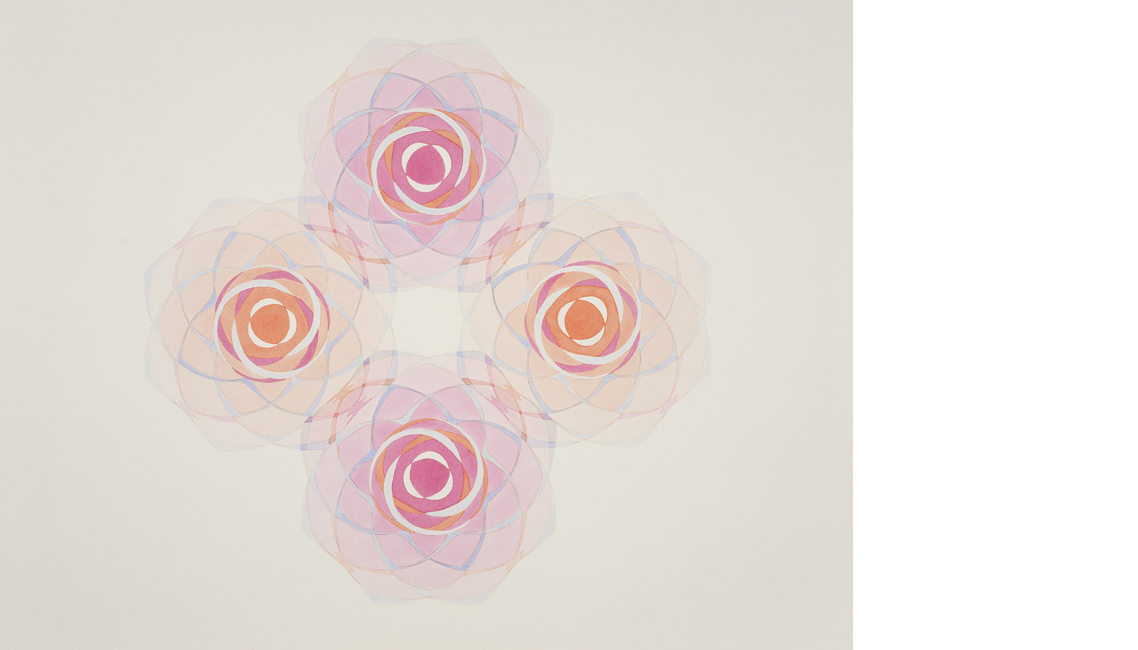 Kaleidoscopic Spirograph Still 3